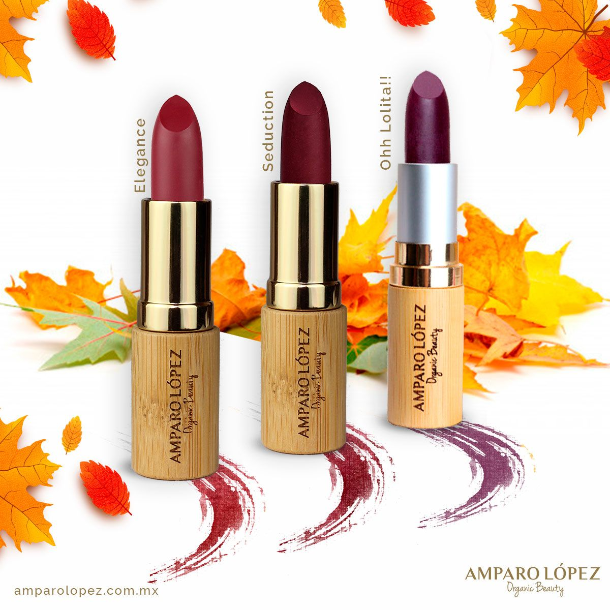 Amparo López Organic Beauty
